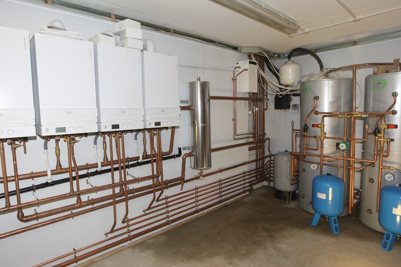 More Photos Of Our Previous Heating Installations